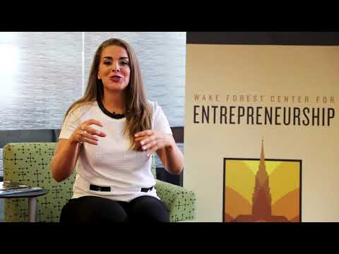 The Entrepreneurial Experience with Kristen McClellan