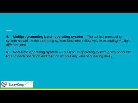 Operating System Homework Help ‒ We are OSHelpOnline xyz