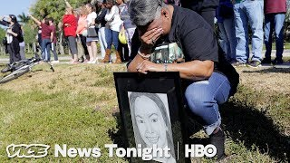 Parkland Anniversary & Banksy In Wales: VICE News Tonight Full Episode (HBO)