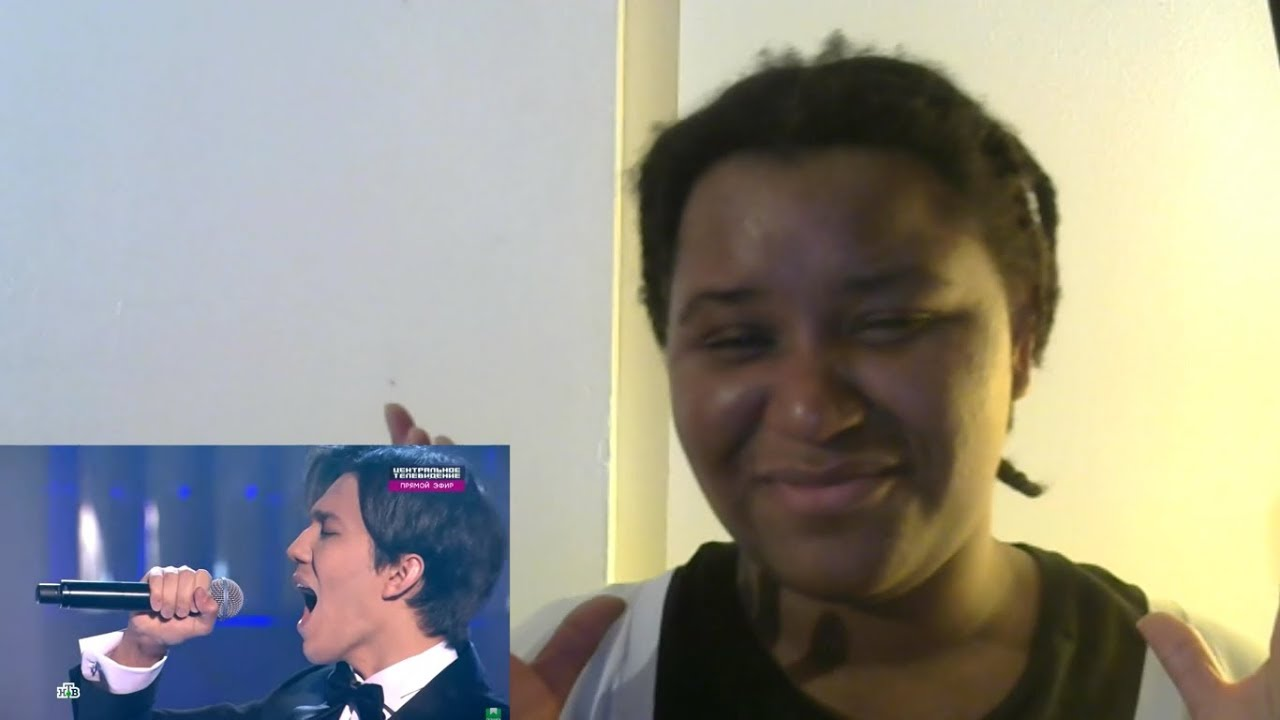 Reaction to Dimash  Mademoiselle Hyde