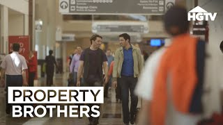 Property Brothers at Home: Travel Habits