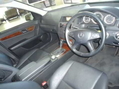 2010 mercedes benz c class c200 kompressor a t cruise. Black Bedroom Furniture Sets. Home Design Ideas