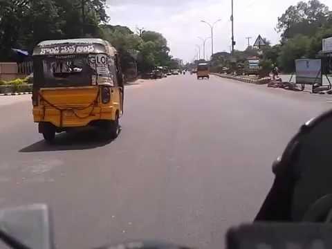 Hanamkonda Adalath to Kazipet Road - Warangal