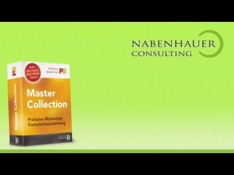 Social Media Marketing - PreSales Marketing Master Collection - Downloadversion