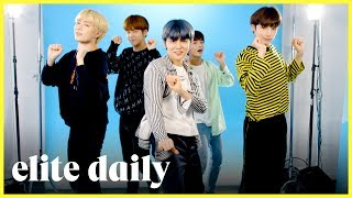Baixar Can Tomorrow x Together Pass The Ultimate Dance Challenge? l Elite Daily