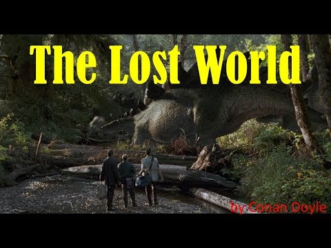 Learn English Through Story - The Lost World by Conan Doyle - Pre-Intermediate