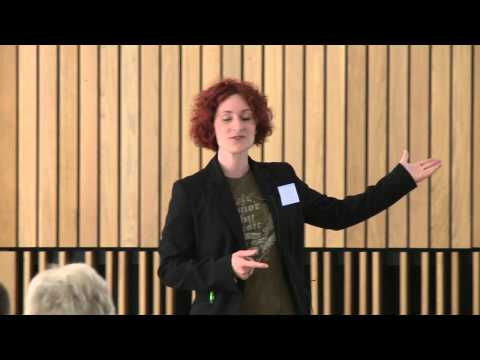 Mara Götz's Three Minute Thesis - Tracing Knowledge Transfer from Sociology into Translation Studies