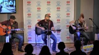 Tyler Farr Sings Whiskey in My Water