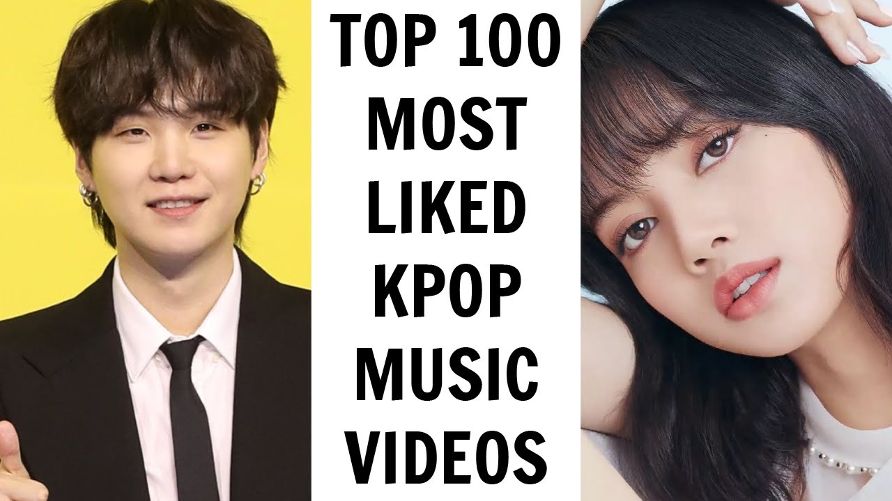 [TOP 100] MOST LIKED KPOP MUSIC VIDEOS ON YOUTUBE   May 2021
