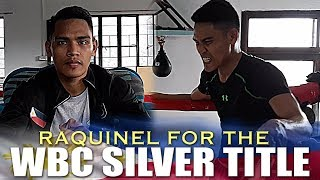 UNDEFEATED RAQUINEL TO GUN FOR THE WBC SILVER FLYWEIGHT TITLE