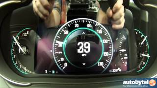 2014 Buick LaCrosse 0-60 MPH Test Video - 304 Horsepower 3.6 Liter V-6 Engine