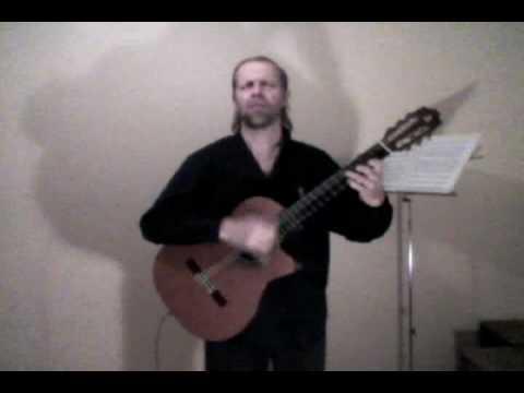 Flamenco Rumba Andrei Krylov guitar русская гитара