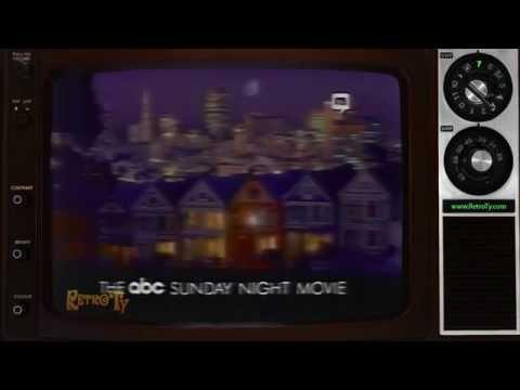 1987 - The ABC Sunday Night Movie intro