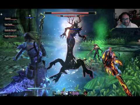 SUPER EPIC! Elden Hollow II: Consuming Darkness Group Delve in ESO