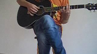 Сектор Газа - лирика ( на гитаре )