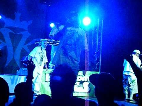 KOTTONMOUTH KINGS - Zero Tolerance (LIVE) The Fillmore Charlotte NC