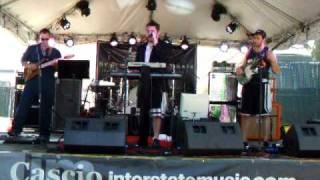 sWaMp Live Maggot Medusa Summerfest Cascio Groove Garage 2009