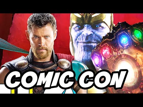 Download Youtube: Thor Ragnarok and Infinity War Comic Con 2017 Plans Revealed
