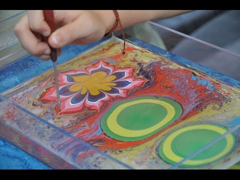 Набор для эбру купить в интернет магазине в киеве по доступным ценам ✌ набор материалов и красок для рисования на воде эбру ❤ бесплатная.