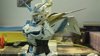 Gundam Astray Blue Frame second revise papercraft  ver.[Ette] #3
