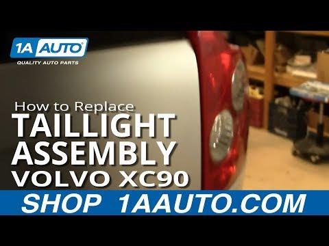 2007 Volvo Xc90 Installed Alarm Remote Start Led Packa