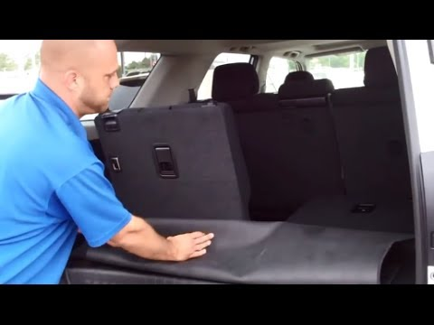 2012 4runner 3rd row seat operation youtube. Black Bedroom Furniture Sets. Home Design Ideas