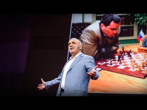 Don't fear intelligent machines. Work with them | Garry Kasparov