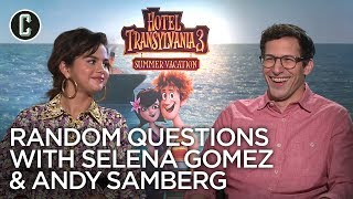 Watch Selena Gomez and Andy Samberg Play