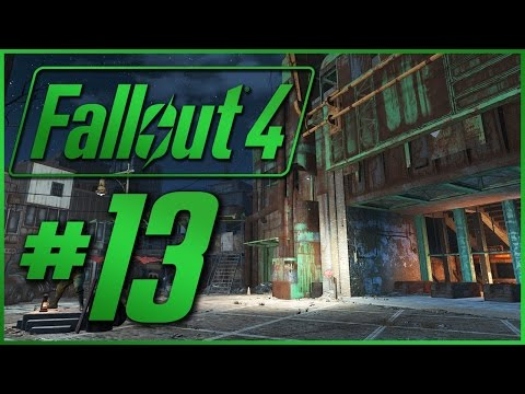 """The Unraveling of Zed in the Wasteland #13 - """"Diamond City"""" - Fallout 4"""