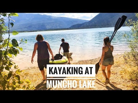 REUNION AT MUNCHO LAKE