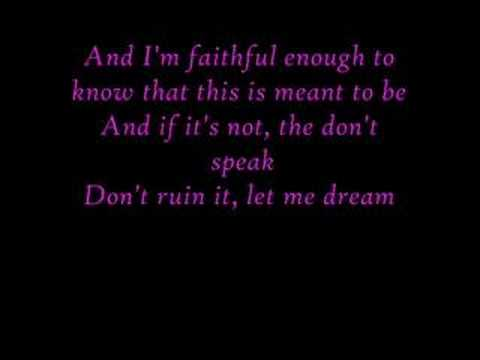 Jordin Sparks - Just For The Record (Lyrics)