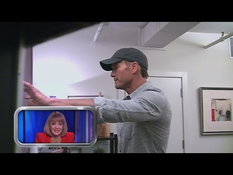 Tim McGraw Seeing Double on '#RepeatAfterMe'