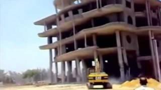 crash d un immeuble a cause d une grosse erreur