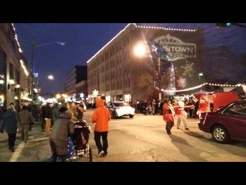 Lightup Lakewood 2014 Parade.