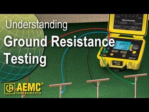 AEMC® - Understanding Ground Resistance Testing