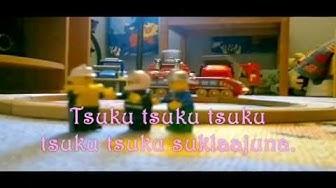 Saukka - Suklaajuna (karaoke)