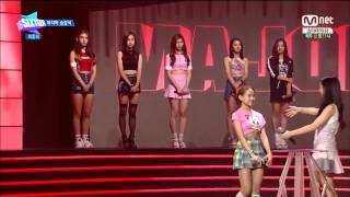 식스틴(SIXTEEN) '트와이스(Twice)' 최종멤버 9명 (part1)