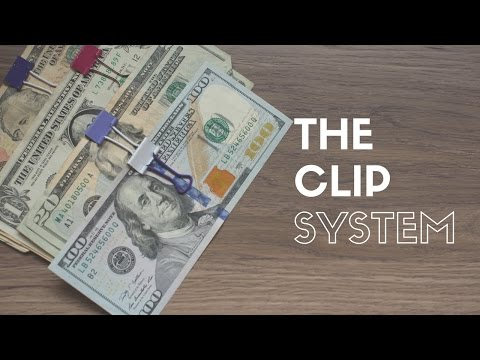 The Clip System! Save that Cash!