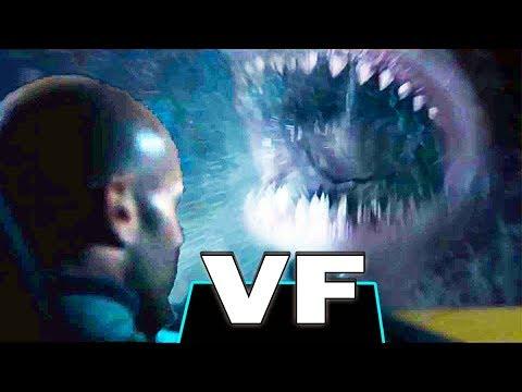 EN EAUX TROUBLES Bande Annonce VF (Film de Requin Géant) Jason Statham, MEG 2018 streaming vf