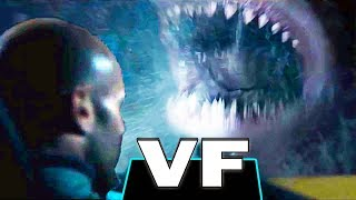EN EAUX TROUBLES Bande Annonce VF (Film de Requin Géant) Jason Statham, MEG 2018 streaming
