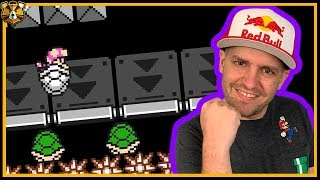 Is This Barb's EASIEST Level? Super Mario Maker 2