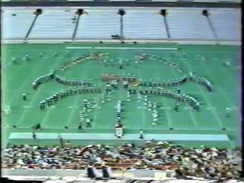 Shikellamy Marching Braves (1981 NY State Championships)