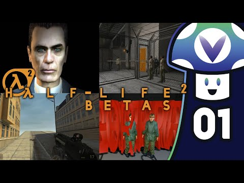 [Vinesauce] Vinny - Half-Life 2: Betas (PART 1)