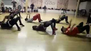 Missy Elliott -WTF ( Where They From) @KennisMarquis Choreography