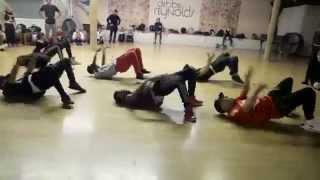 Missy Elliott -WTF ( Where They From) @KennisMarquis Choreography