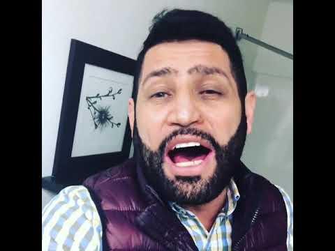 Pancho Barraza acepta el reto y canta