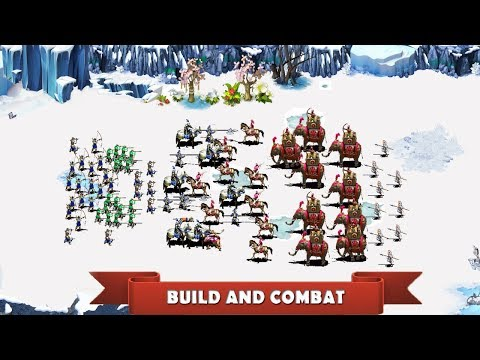 Empire Defense: Free Strategy Defender Games Android Gameplay