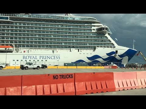 Port Everglades Ship Spotting   Friday March 10th, 2017