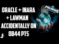 Paladins New Champions Oracle, Inara and Lawman accidentally on OB44 PTS