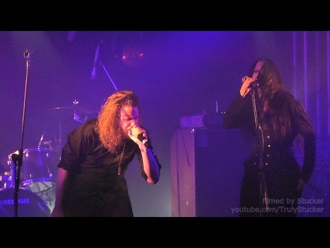 Draconian - The Last Hour of Ancient Sunlight (St.Petersburg, Russia, 12.09.2015) FULL HD